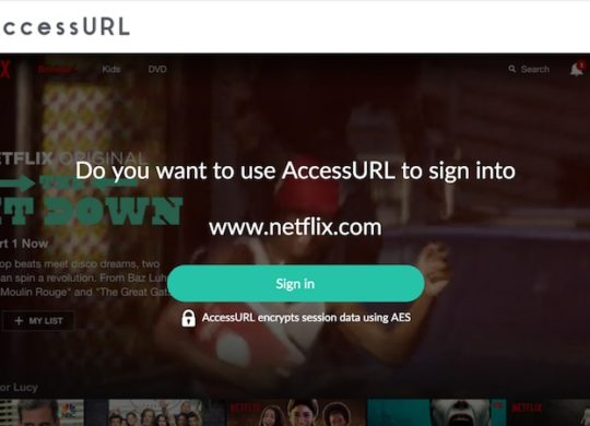 accessurl-extension