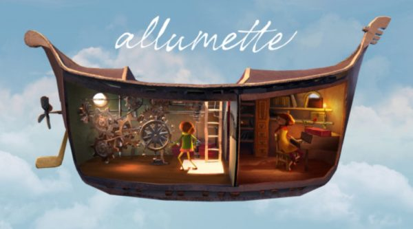 allumette-for-playstation-vr