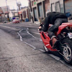 GTA V : un DLC Motos, Boulots, Bobos en approche