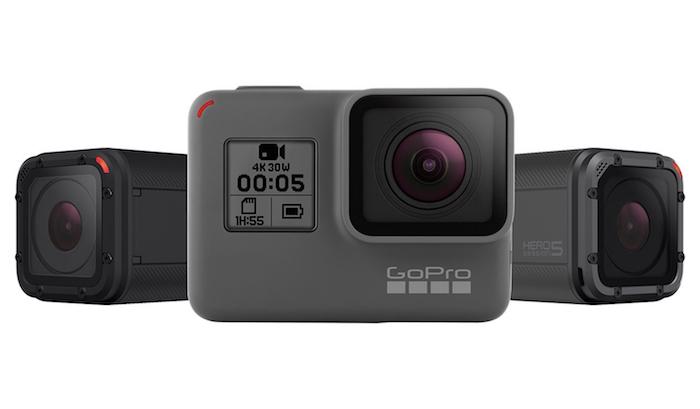 GoPro HERO5 Black Session