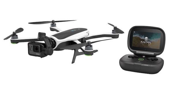 GoPro KARMA Drone 600x326