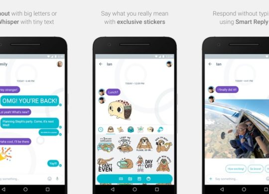 google-allo-application-android