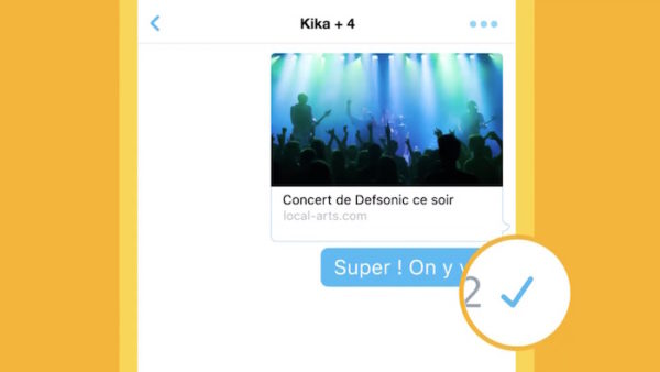Twitter Accuse de Lecture Messages Prives