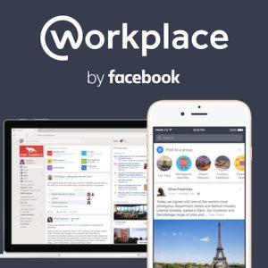 Facebook Workplace : 3 millions d'utilisateurs payants et les appels avec Portal