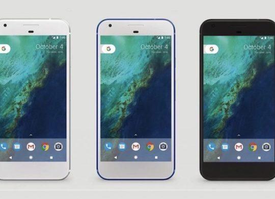 google-pixel-trois-couleurs