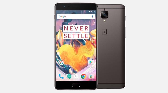 OnePlus 3T Avant Arriere