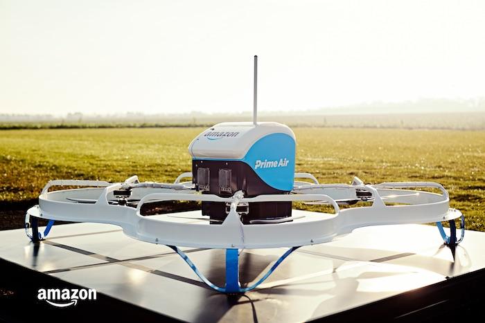Amazon Prime Air Drone
