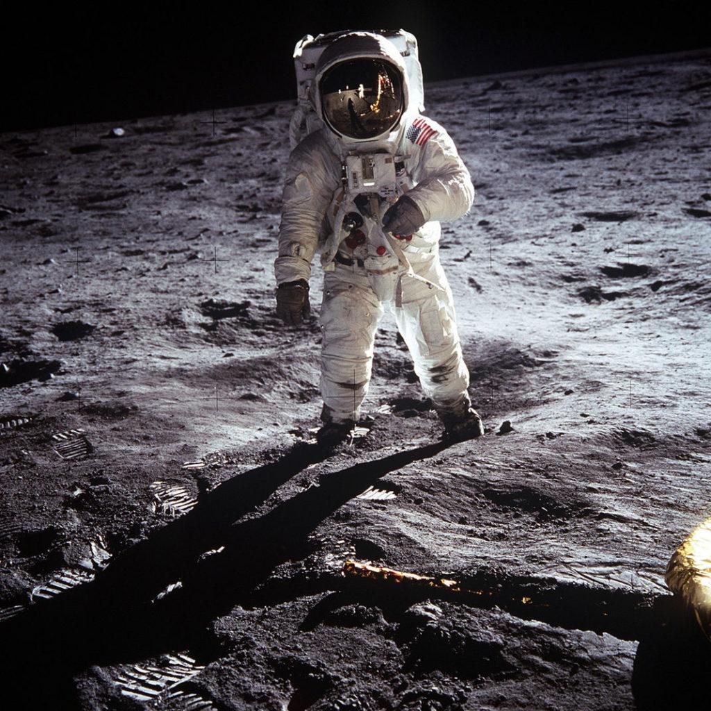 Apollo 11 Armstrong Aldrin Lune 1969 NASA 1024x1024