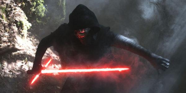 Kylo Ren Star Wars Reveil Force 600x300