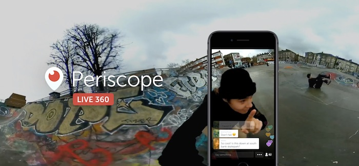 Twitter prépare l'abandon de son app Periscope