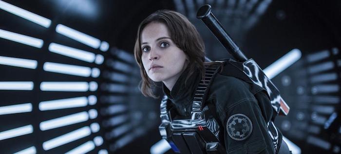 Star Wars Rogue One Jyn Erso Felicity Jones
