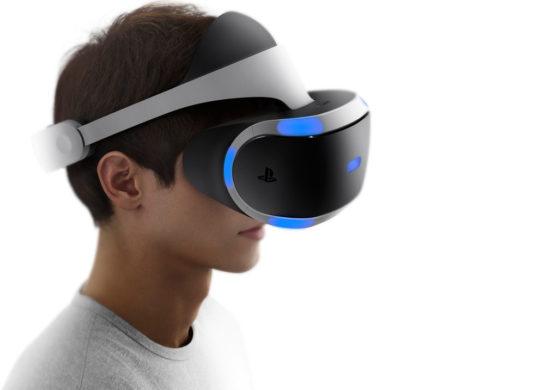 Sony PlayStation VR PSVR