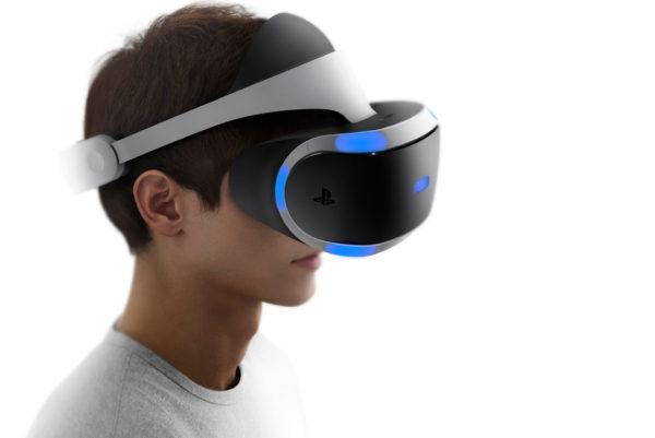 Sony Playstation Vr 600x401