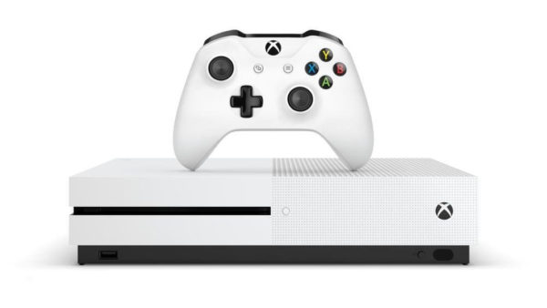Xbox One S 600x338