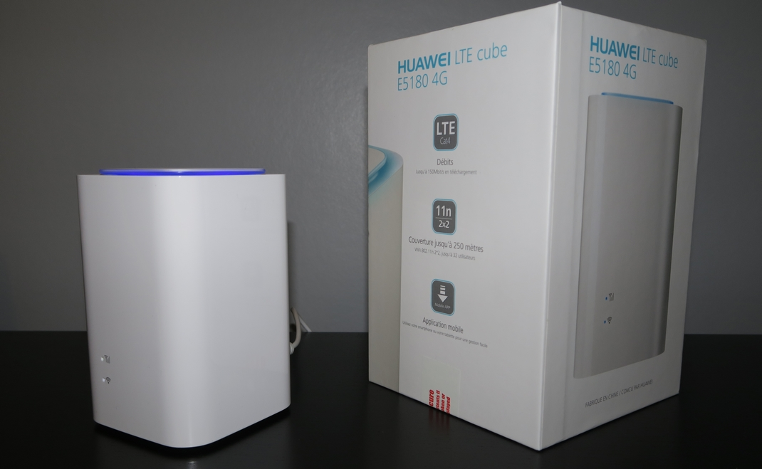 4GBox Bouygues