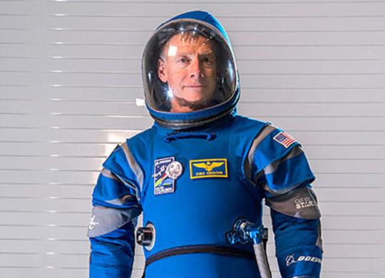 combinaison NASA 2