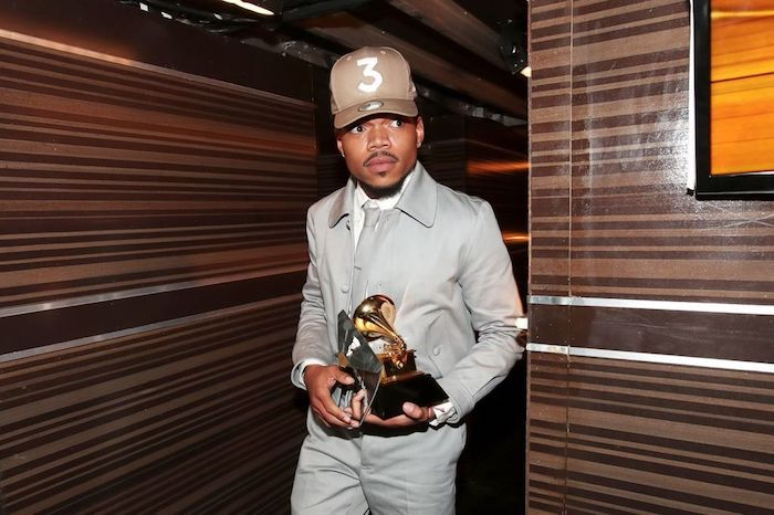 Chance The Rapper Grammy