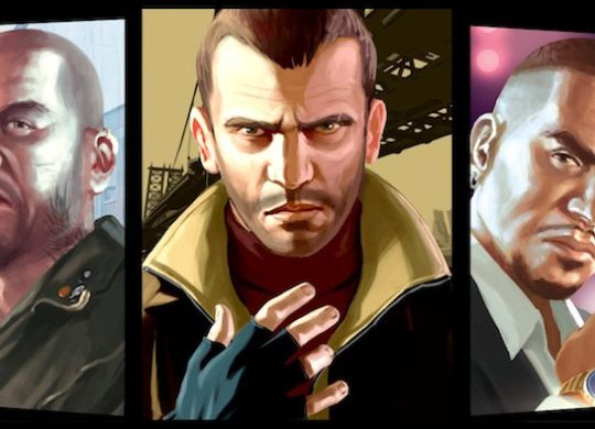 GTA 4 et Episodes from Liberty City