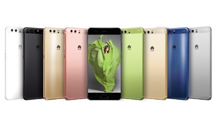 Huawei P10 Officiel