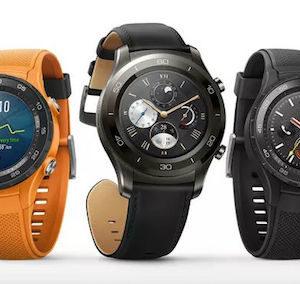 [MWC 2017] Huawei dévoile Watch 2 et Watch 2 Classic, deux montres connectées sous Android Wear 2.0