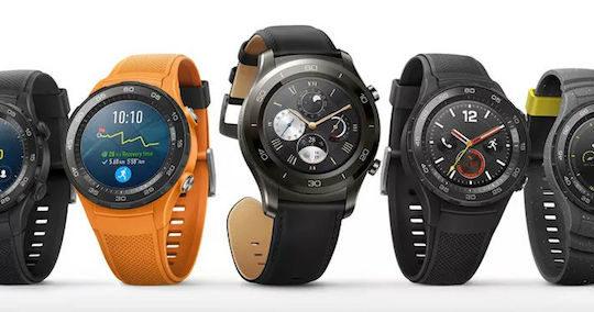 Huawei Watch 2 Officiel