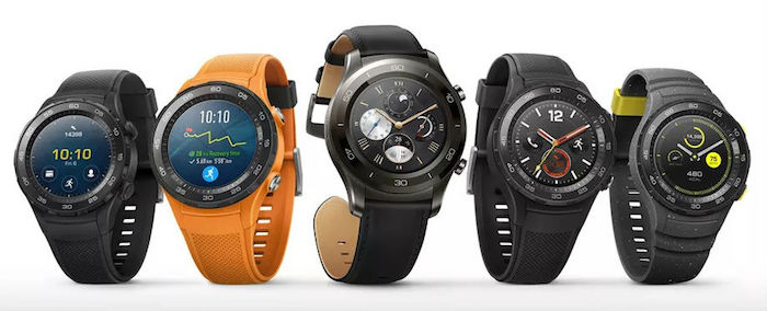 Huawei Watch 2 Officiel