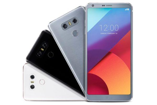 LG G6 Officiel Avant Arriere 600x400