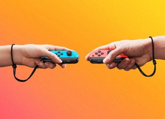 Nintendo Switch Joy-Con Neon
