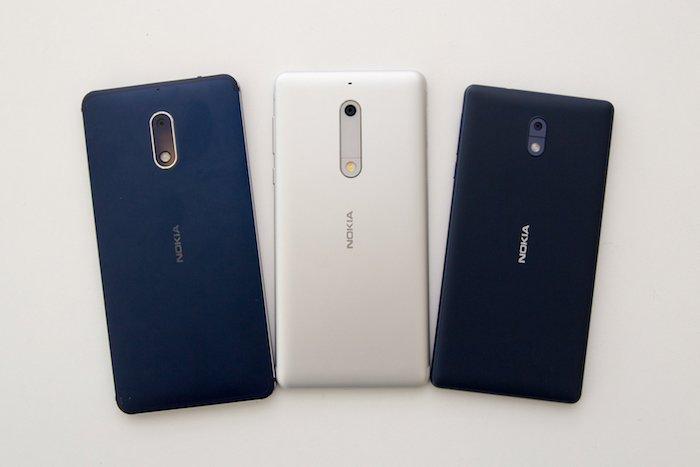 Nokia 3 5 6 Arriere
