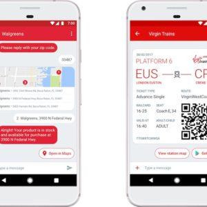 Google annonce le support de RCS, le «SMS enrichi de demain», avec Orange et d'autres opérateurs