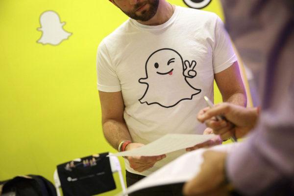 Snapchat Tshirt 600x401