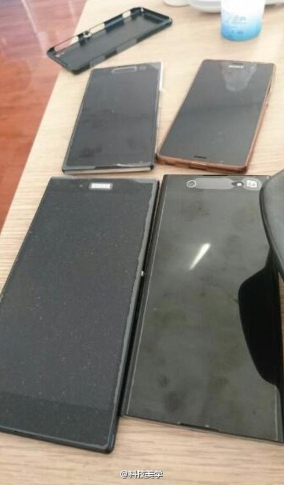 Sony Xperia Leak2