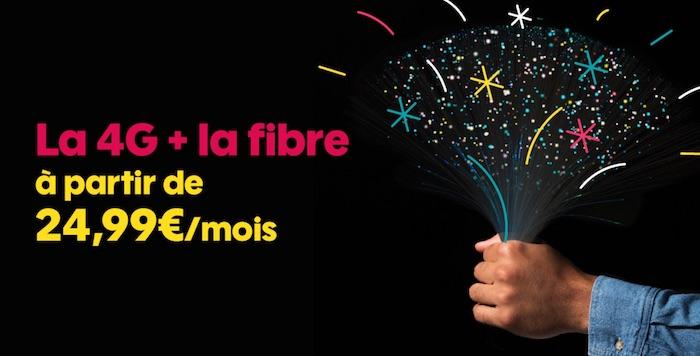 Sosh Livebox Fibre A Partir 24.99 Euros