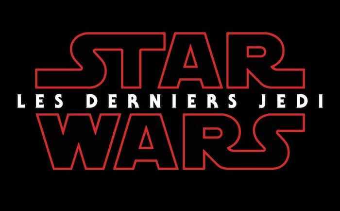Star Wars Les Derniers Jedi Logo