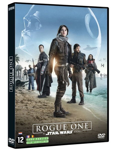 Star Wars Rogue One Jaquette DVD France
