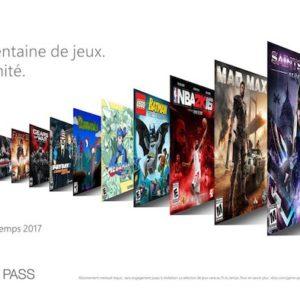 Xbox Game Pass, le service pour jouer en illimité à plus de 100 jeux sur Xbox One, arrive le 1er juin