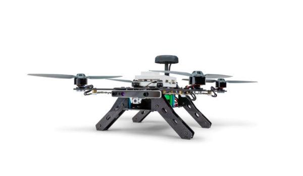 Intel Aero Ready To Fly Drone 600x348