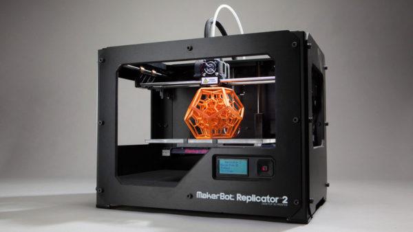 Makerbot Replicator 21 600x338