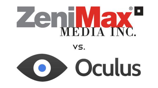 Zenimax Vs Oculus 600x334