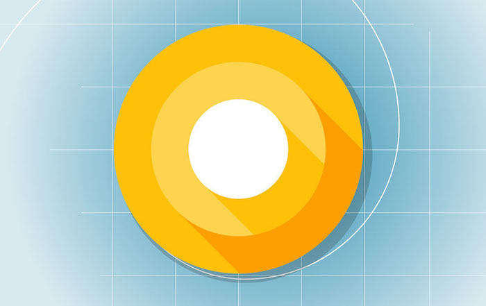 Android O Logo Couleurs