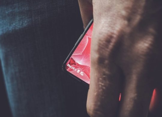 Andy Rubin Teaser Smartphone