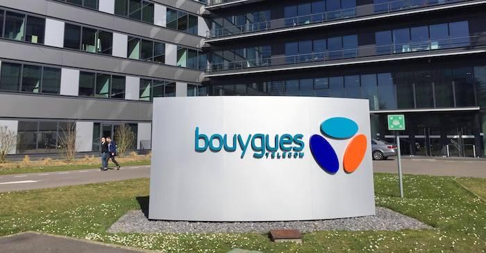 Bouygues Telecom Logo Batiment