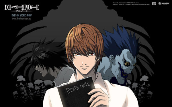 Death Note 600x375