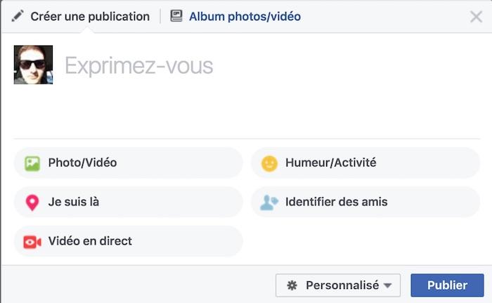 Facebook Video En Direct Ordinateur Statut