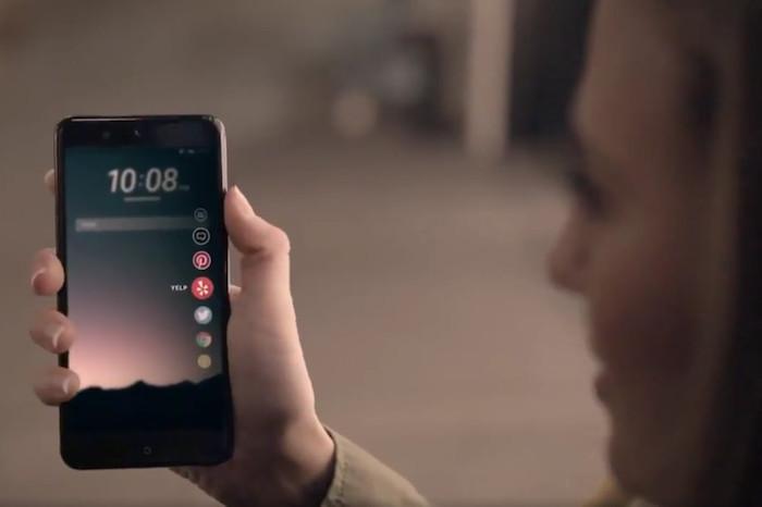 Fuite HTC U Ocean