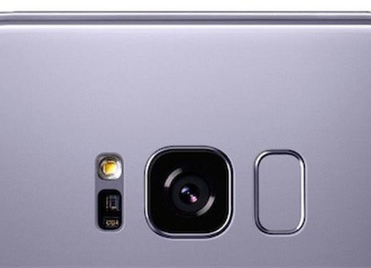 Galaxy S8 Officiel Appareil photo Arriere