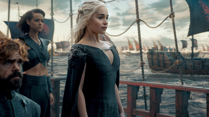 Game Of Thrones Saison 6 Daenerys Targaryen