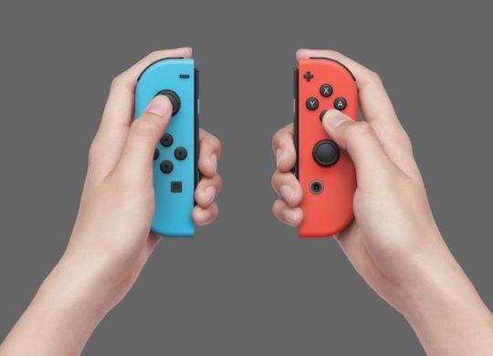 Nintendo Switch Joy-Con Colores
