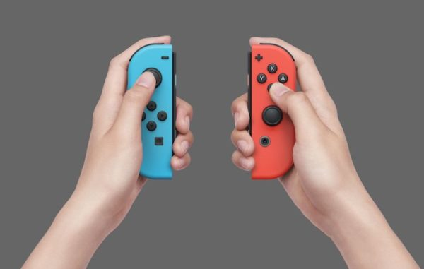Nintendo Switch Joy Con Colores 600x381