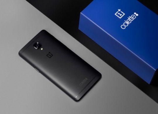 OnePlus 3T Noir Edition Colette